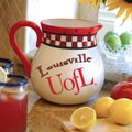 The Memory Company NCAA Gameday Pitcher; Louisville