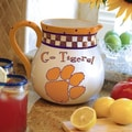 The Memory Company NCAA Gameday Pitcher; Clemson