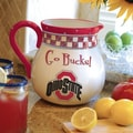 The Memory Company NCAA Gameday Pitcher; Ohio State