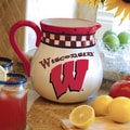 The Memory Company NCAA Gameday Pitcher; Wisconsin