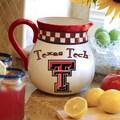 The Memory Company NCAA Gameday Pitcher; Texas Tech