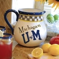 The Memory Company NCAA Gameday Pitcher; Michigan