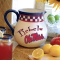 The Memory Company NCAA Gameday Pitcher; Ole Miss