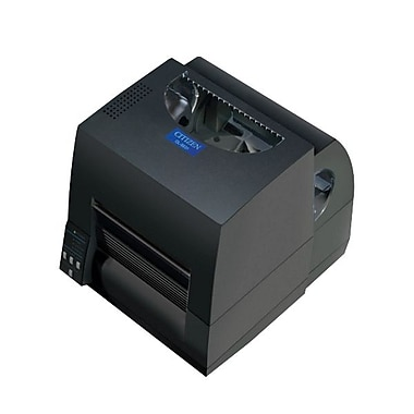 Citizen CL-S631 Direct/Thermal Transfer Barcode Label Printer With Wi-Fi, 300 dpi, 6 ips