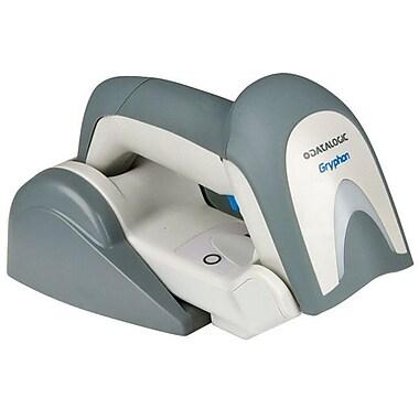 Datalogic® Gryphon BT4130 USB 1D Handheld Barcode Scanner, 3mil Linear, White