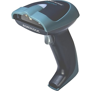 Datalogic® Gryphon D412 1D/2D Multi-Interface Barcode Scanner, 6.6mil Omni Directional