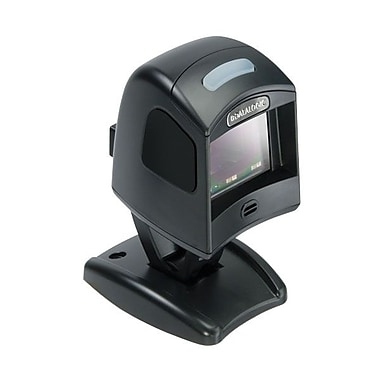 Datalogic™ Magellan 1100i RS-232 1D/2D Barcode Scanner, 5 mil Omnidirectional, Black