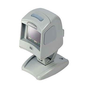 Datalogic™ Magellan 1100i RS-232 1D Barcode Scanner, 5 mil Omnidirectional, Gray