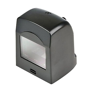 Datalogic™ Magellan 1100i USB 2D Barcode Scanner with OEM USB Config/No Stand/Mount, 5 mil, Black
