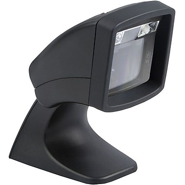 Datalogic™ Magellan 800i RS-232 1D Barcode Scanner with Power Supply (NA), 5 mil Omnidirectional, Black