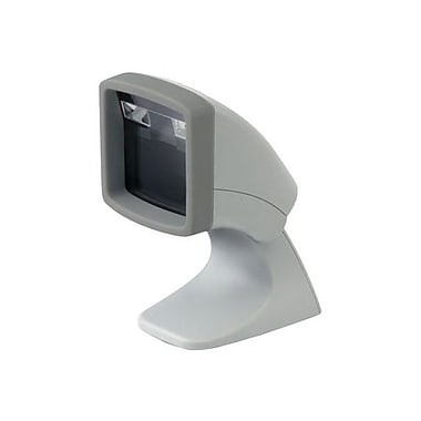 Datalogic™ Magellan 800i RS-232 1D Barcode Scanner with Power Supply (NA), 5 mil Omnidirectional, White