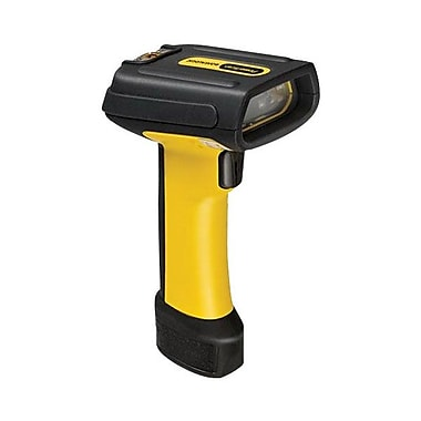 Datalogic™ PowerScan PD7110 Multi-Interface 1D Barcode Scanner, 3 mil Linear, Yellow/Black