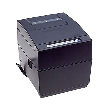 Citizen iDP3550F 3.6 lps Parallel Interface Impact POS Dot Matrix Printer with Cutter, Black
