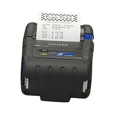 Citizen CMP-20BTUM Thermal Line Receipt Printer with Bluetooth and MCR, 80mm/sec
