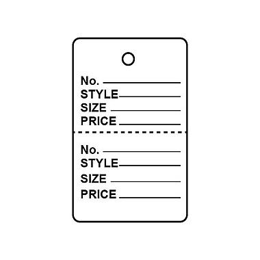 Retail Tag C 1-3/16