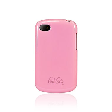 Gel Grip BlackBerry Q10 Classic Series Gel Skin, Pink, Q10PKC