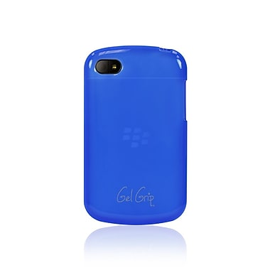 Gel Grip BlackBerry Q10 Classic Series Gel Skin, Blue, Q10BLC