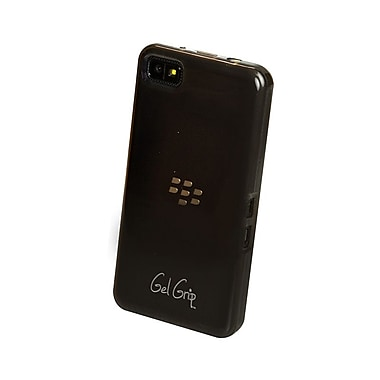 Gel Grip – Étui souple de la collection Classic pour BlackBerry Z10, fumée, BB10SK2