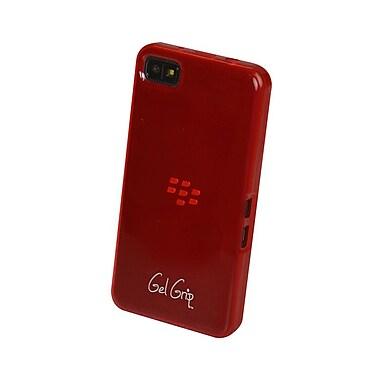 Gel Grip BlackBerry Z10 Classic Series Gel Skin, Red, BB10R