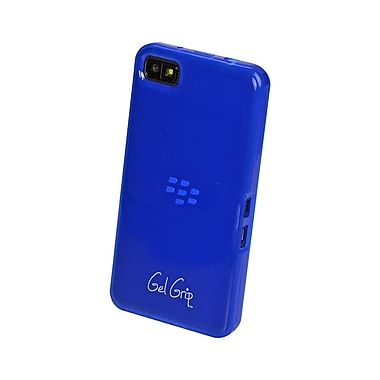 Gel Grip – Étui souple de la collection Classic pour BlackBerry Z10, bleu, BB10BL