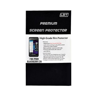 LBT High Definition Screen Protector for BlackBerry Z10