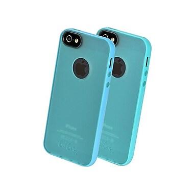 Gel Grip iPhone 5 Ringo Series, Aquamarine, RIP5TT