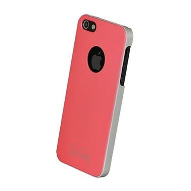 Gel Grip iPhone 5 Fiber Series Baby Pink Shell, Pink, IP5FBP
