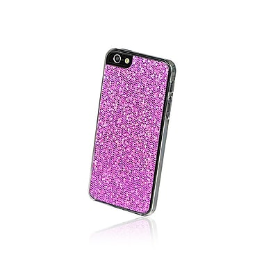 Gel Grip iPhone 5 Glitter Series Baby Pink Shell, Pink, IP5GBP