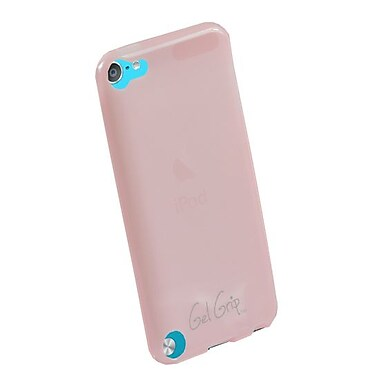 Gel Grip iPod Touch 5 Baby Pink Gel Skin, Pink, IT5BPK