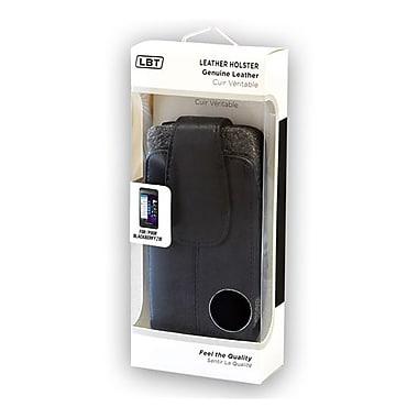 Étui en peau d'agneau pour BlackBerry Z10 avec une pince robuste qui convient à l'étui, Z10CASETPU