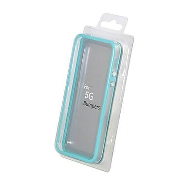 Gel Grip iPhone 5 Teal Bumper Case, BIP5TR