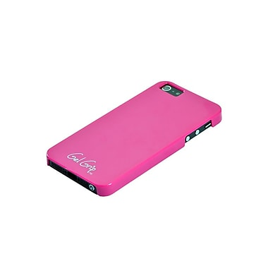 Gel Grip iPhone 5 Pink Shell, Pink, IP5PKSH