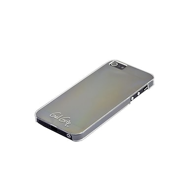 Gel Grip – Étui Shell pour iPhone 5, transparent, IP5CLSH