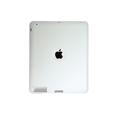 Gel Grip iPad 2/3 Candy Gel Skin, White, iPad3WCY