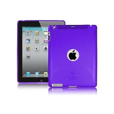 Gel Grip iPad 2/3 Candy Gel Skin, Purple, iPad3PLCY
