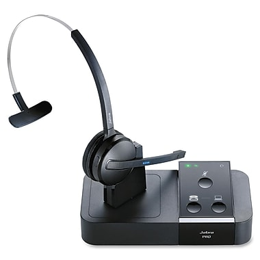 Jabra® Monaural Wireless Headset, 150m