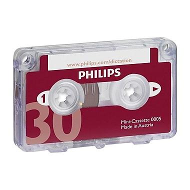 Philips® Speech Dictation Mini Cassette