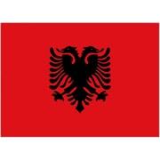 International Flag - Albania