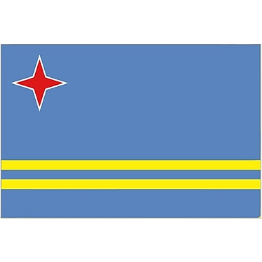 International Flag, Aruba, 36