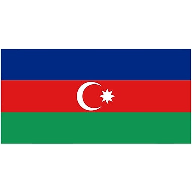 International Flag, Azerbaijan, 36