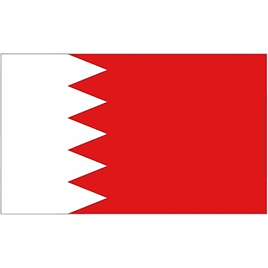 International Flag, Bahrain, 36