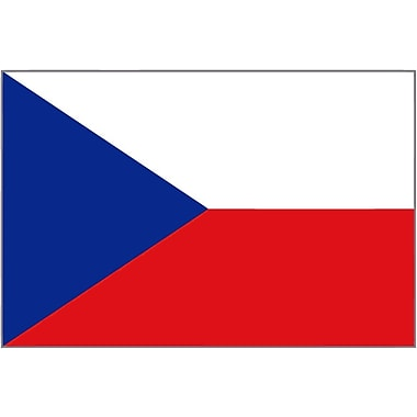 International Flag, Czech Republic, 36