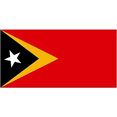 International Flag, East Timor, 4