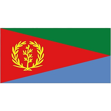 International Flag, Eritrea, 36