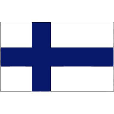 International Flag, Finland, 36