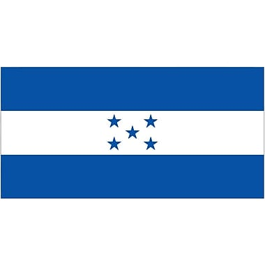 International Flag, Honduras, 36