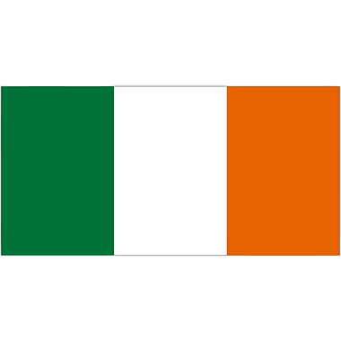 International Flag, Ireland, 36
