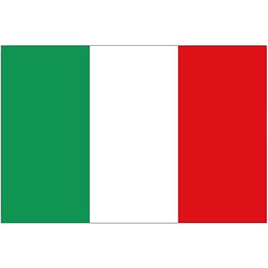 International Flag, Italy, 4