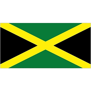 International Flag, Jamacia, 36