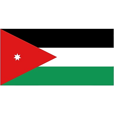 International Flag - Jordan